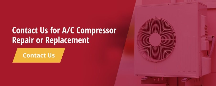 Contact Us for A/C Compressor Repair or Replacement