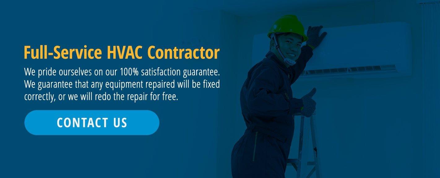 Full-Service HVAC Contractor
